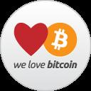 We Love Bitcoin